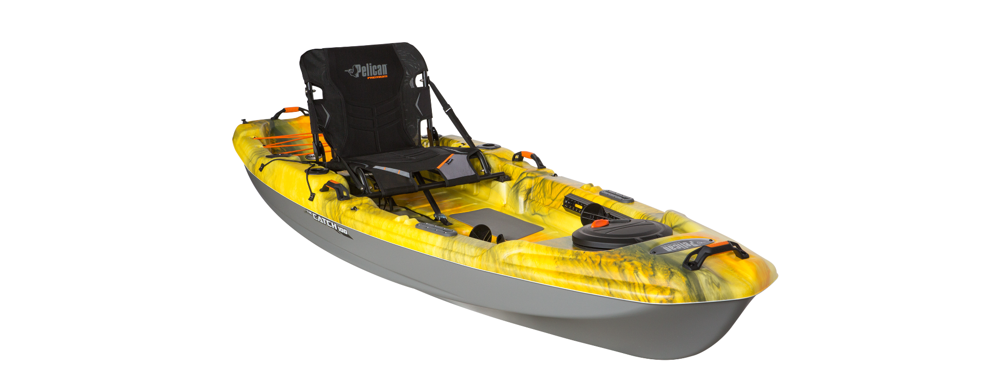 PELICAN - THE CATCH 100 SIT ON TOP FISHING KAYAK - $ 759 99 - Dover
